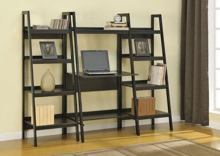 Altra furniture metal frame bundle bookcase