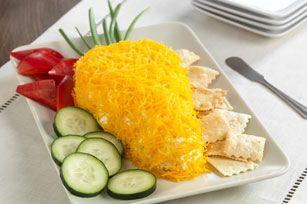 Easter Carrot Cheese Ball recipe