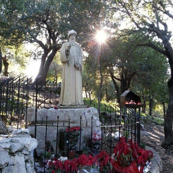Saint Charbel, Annaya, Lebanon