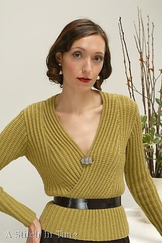 Ravelry: Variation on the Cross-over Line! pattern by Susan Crawford