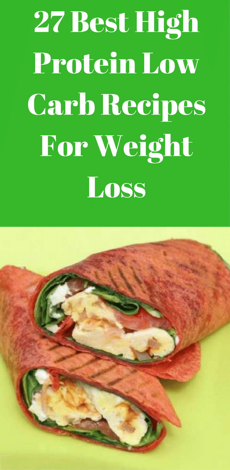 high protein low carb meal plan pdf