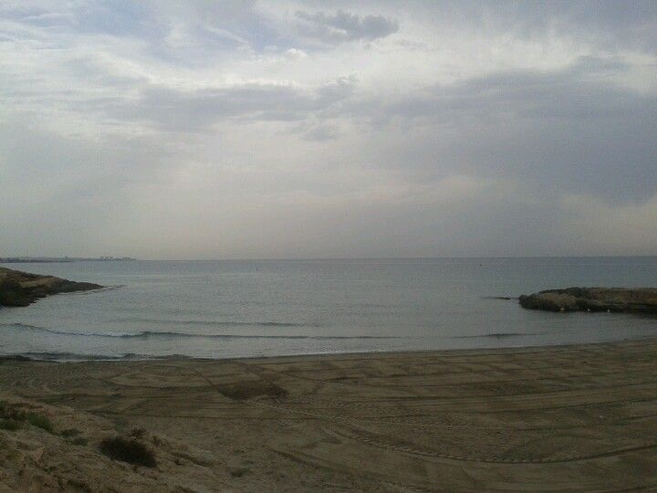 Cala Capitán in Cabo Roig, Comunidad Valenciana