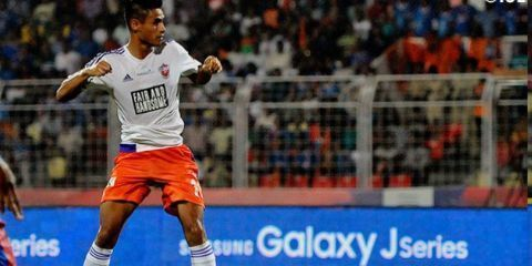 From Engineering dropout to Indian Football star – the rise of Eugeneson Lyngdoh