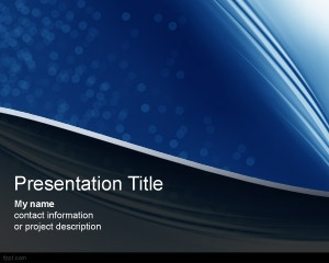 Savvy PowerPoint template for presentations is a nice background for PowerPoint that you can download and use in your PowerPoint presentations as a free abstract background