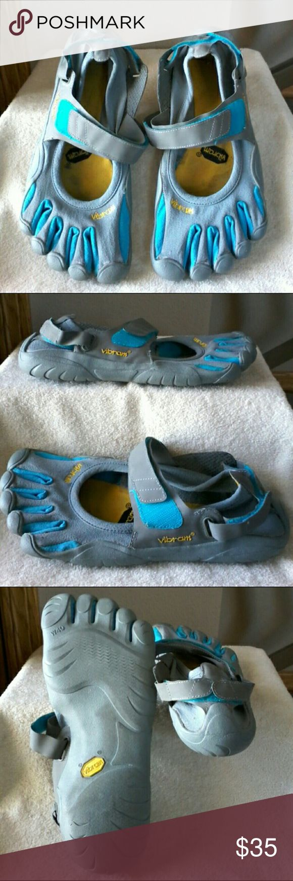 Five finger Vibram  running shoe Women'size 40 Five Fingers Shoes Athletic Shoes http://feedproxy.google.com/fashionshoes1