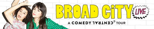 Live Comedy Tour | Broad City Live | Comedy Central Stand-Up 11.12.14
