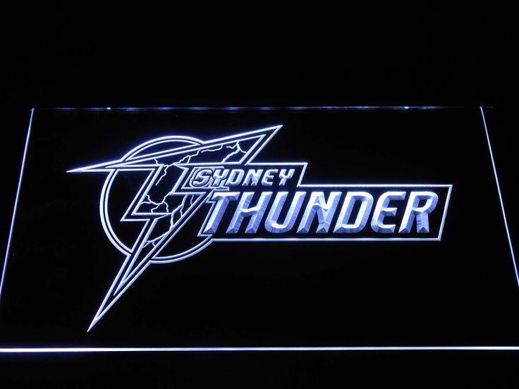 Sydney Thunder LED Neon Sign
