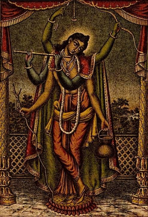 Sri Chaitanya Charitamritam Glorification Song (16 min video) This is very melodious Sri Chaitanya Charitamritam (CC) glorification song with 12 stanzas uploaded today, 9th May 2015 on the very special occasion of 400th compilation year (1615 – 2015) of Sri Chaitanya Charitamritam by Srila Krishna das kaviraja Goswami. Melodious karnatic tune, excellent video presentation and English subtitles for meaning should make this glorification song a nice feast to your ears, eyes, mind and soul on…