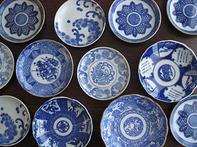 Cuisine de tous les jours: 印判皿