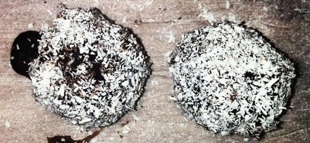 One of my favourite sites for recipes and just general bits and pieces is Julia and Libby's website. Two beautiful sisters are sure to take over the world with their knowledge and love of food. I came across these little gems which I had to share – Chocolate Bounty Balls. Just like the real thing just without the preservatives and refined sugar. They taste so good I have to fight my boyfriend for them.