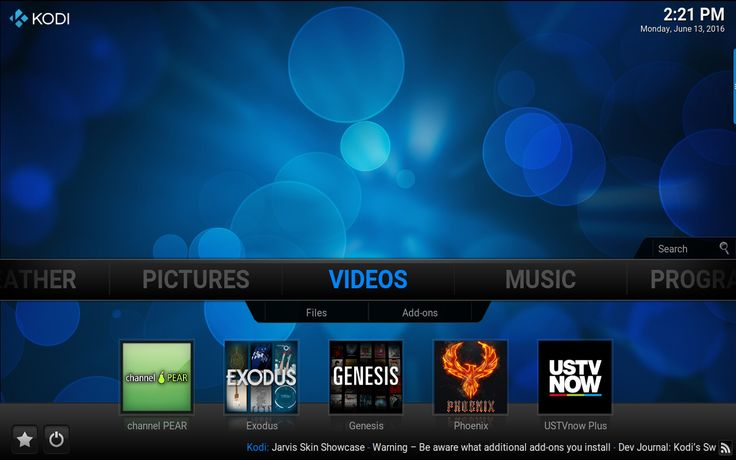 Kodi was originally the XBMC media player for Xbox console. Now it is one of the foremost open-source media centers with which you can set up a home theater PC. This is media center software that brings all your multimedia content together within a single package. If you don't already have...
