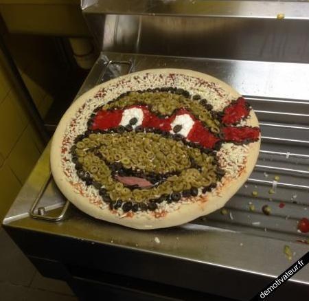 image drole - Pizza Ninja