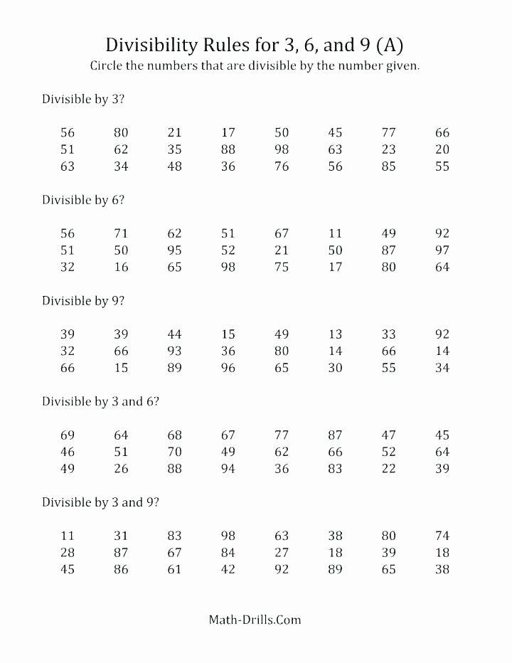 6th Grade Istep Practice Worksheets Grade Math Multiplication Worksheets Printable In 2020 Divisibility Rules Divisibility Rules Practice Divisibility Rules Worksheet 6th grade math practice worksheets