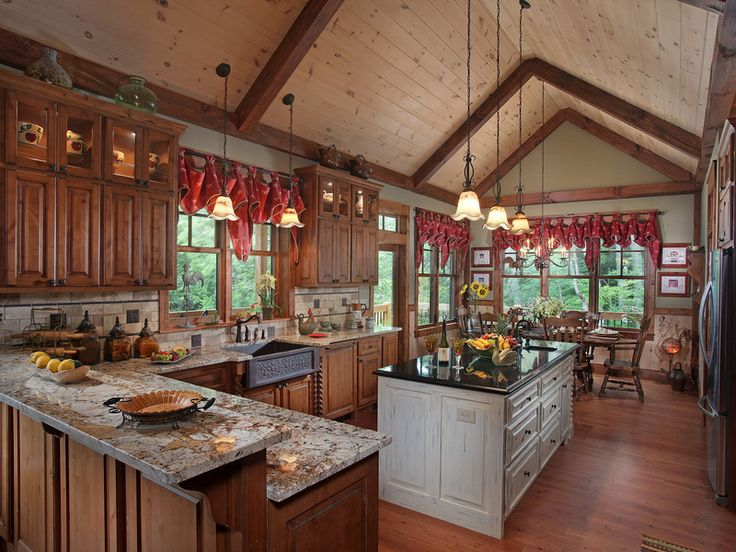 Country Kitchen Architectural Photography Tom Harper