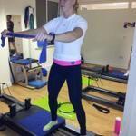 Fantastic Irish Athlete Sanita Puspure Tweets pic in her Queen B's!!