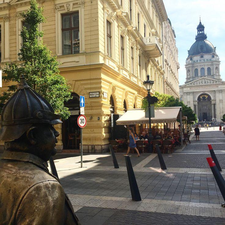 Budapest, 3 agosto 2017