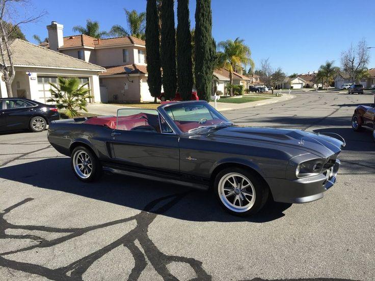 Ford Mustang Gt500 Clone Mustang Gt500 Ford Mustangs