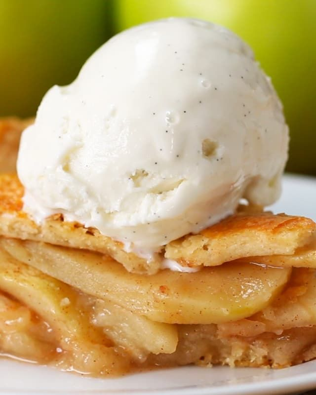 This Apple Pie From Scratch Will Take You Back To Memories Of Home