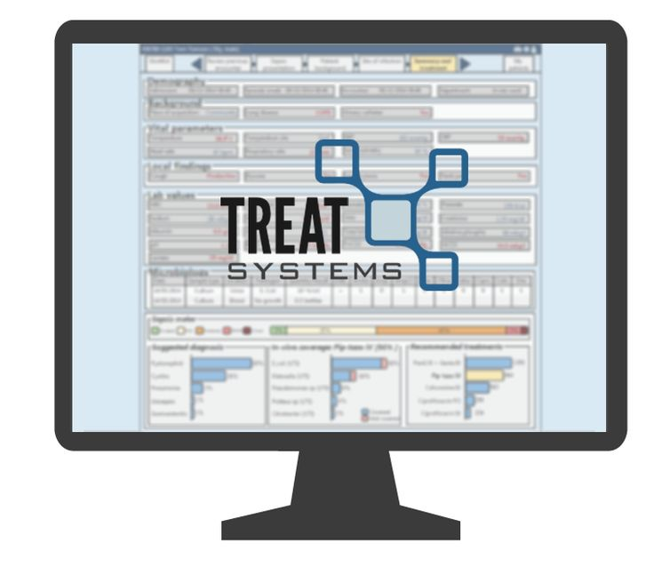 Software tool for implementing Antimicrobial stewardship. Read more here: www.treatsystems.com