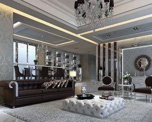 Как оформить интерьер в стиле Арт-Деко – Итальянская мебель. Купить элитную мебель из Италии