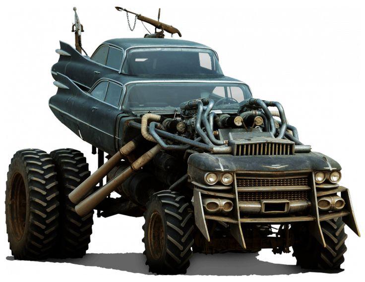 Все машины из фильма Безумный Макс 4 Дорога Ярости - фото ...