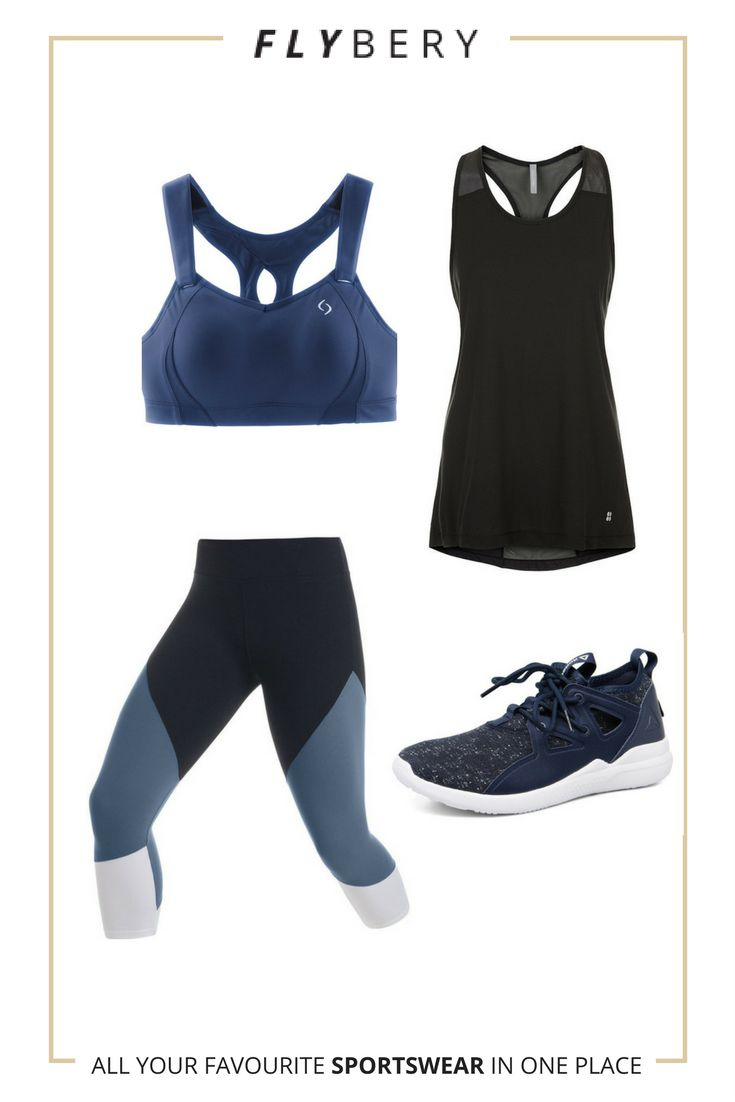 Gym outfit idea. Woman, Girl, Fit, Sport, Gym, Weight, Lift, Inspiration.  Bra: https://flybery.com/clothing/moving-comfort-juno-bra-gym/p/116252  Top: https://flybery.com/clothing/sweaty-betty-compound-workout-vest-gym/p/156182  Leggings: https://flybery.com/clothing/lorna-jane-no-limits-78-tight-multi-coloured-gym/p/159587  Trainers: https://flybery.com/shoes/reebok-cardio-motion-cross-fit/p/126390