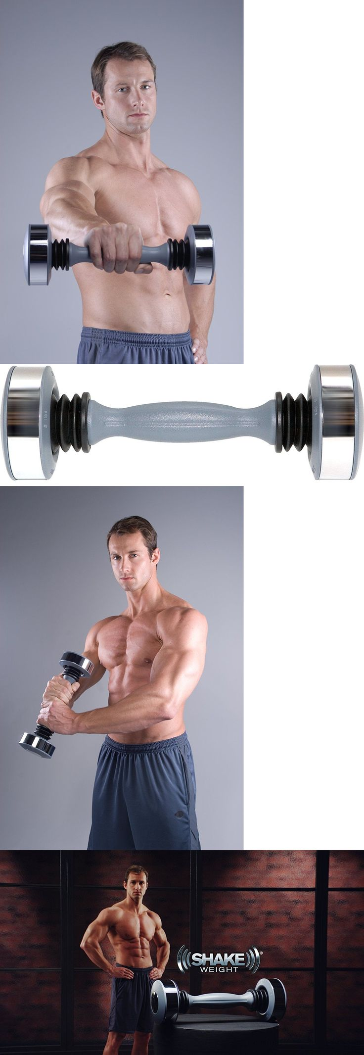 Dumbbells 137865: Shake Weight Training Dumbbell Men Weights Workout Gym Arms Dvd Exercise Fitness -> BUY IT NOW ONLY: $35.95 on eBay!