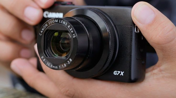 Exclusive: new Canon PowerShot G7X HD pocket camera - first test