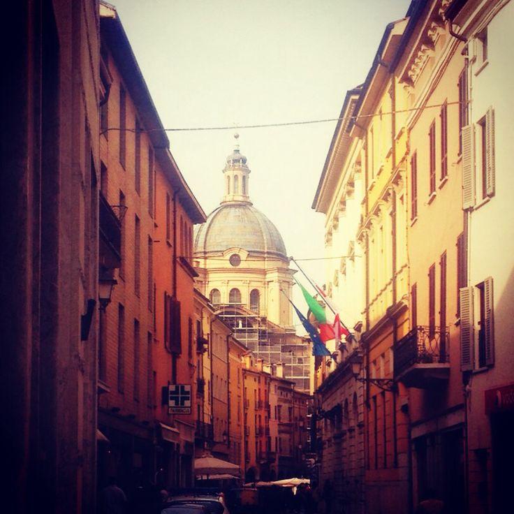 Questa città e chi mi ricorda ! #mantova