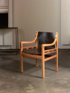 Oldson chair created by Belgian designer Laetitia Low.  Now $1,299.  Also in white.