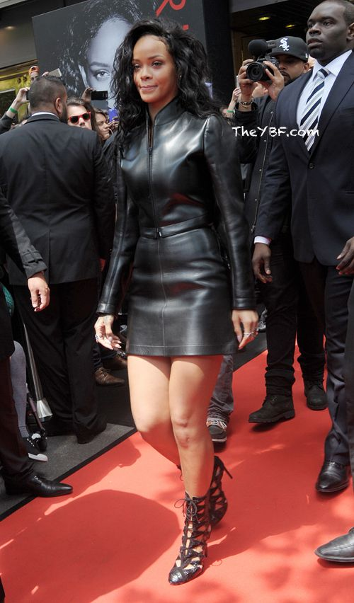 Rihanna Hits The Hard Rock In Paris To Launch 'Clara Lionel Foundation' For Her Grandparents, Donates $200,000- http://i368.photobucket.com/albums/oo126/theybf/June%202014/shouldlmove21_zpsd46a26e6.png- http://getmybuzzup.com/rihanna-hits-the-hard-rock/- By Natasha Rihanna had a super busy day in Paris yesterday. After launching her new ROGUE fragrance at Sephora on the Champs-Élysées, the CFDA Fashion Icon made her way to Hard Rock Paris where she made a huge announcement.