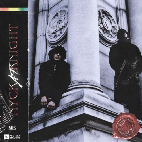 """Nyck Caution and Kirk Knight of Pro Era deliver their fantastically titled joint project, Nyck @ Knight. The 8-track project was produced almost entirely by Kirk with Chuck Strangers contributing a beat for """"No One Seems To Care."""" Each of the two principals have a solo track to their names and they are joined by their PE brothers Joey Bada$$, CJ Fly, Roka Mouth, Dirty Sanchez, Dessy Hinds and Aaron Rose on the posse cut """"Audiopium,"""" which also features a contribution from the late Capital…"""