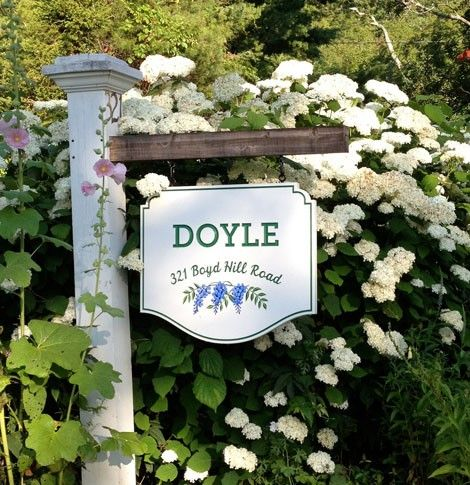 doyle family name sign thumbnail - Best House Names