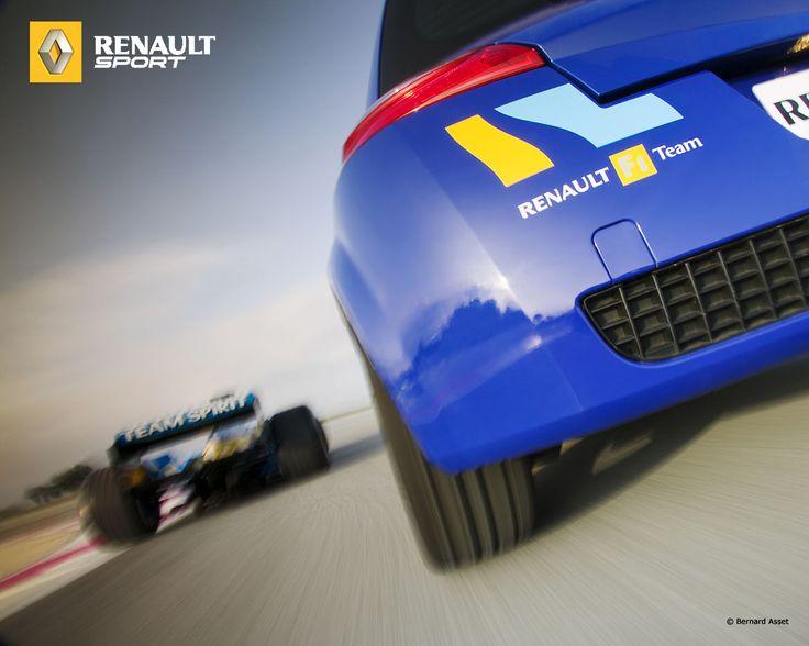 Renault Mégane II Renault Sport F1 Team R25 (2006)