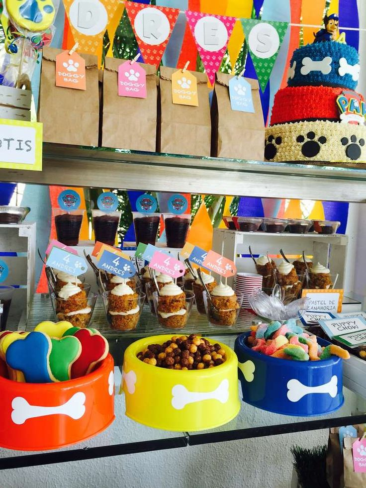 Super Paw Patrol Party | CatchMyParty.com