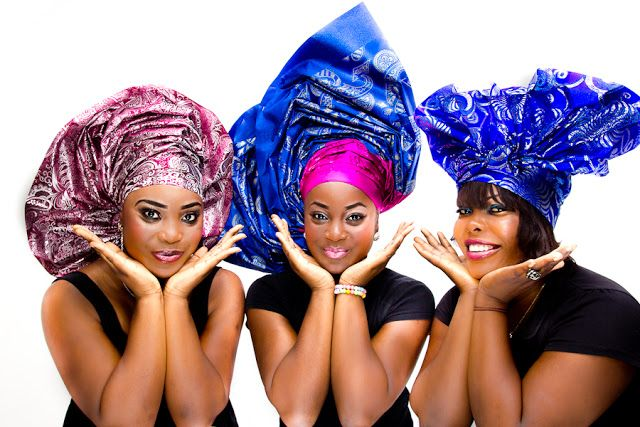 Gele - beautiful headwraps. Aso okè, Kenté, Ankara, doek ...