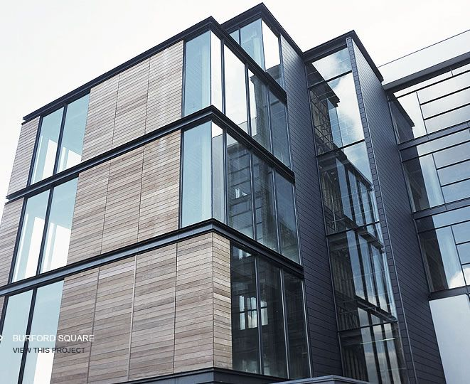 Harley Curtain Wall UK provides a comprehensive design and construction package for building envelopes