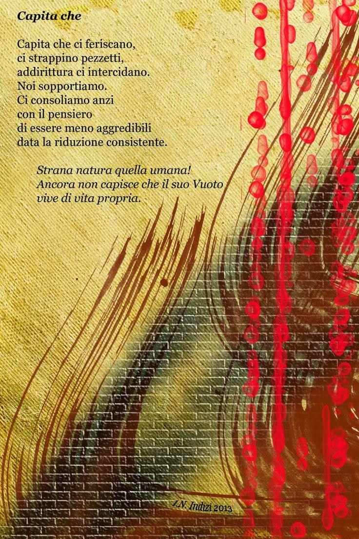 "Irene Navarra / Visioni: Irene Navarra, ""Dentro"", Luglio Editore / ""Capita ..."