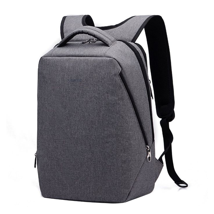 Slotra Business Moderner Laptop Rucksack 12-14 Zoll für Herren und Damen, Schule Rucksack Travel Backpack Daypack 41*28*18cm-Dunkelgrau: Amazon.de: Koffer, Rucksäcke & Taschen