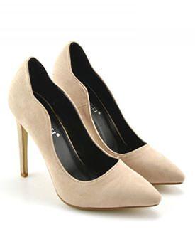 Pantofi eleganti de dama cu toc inalt