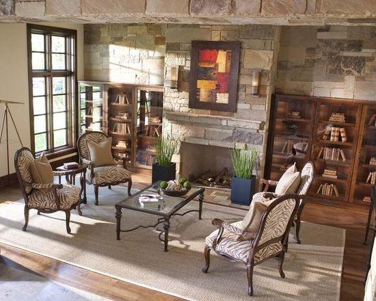 Hill Country Contemporary Hacienda Chic Interior Design Socal California