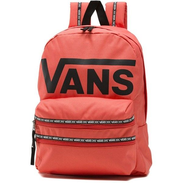 a69510e7f7 Vans Sporty Realm II Backpack ( 40) ❤ liked on Polyvore featuring bags