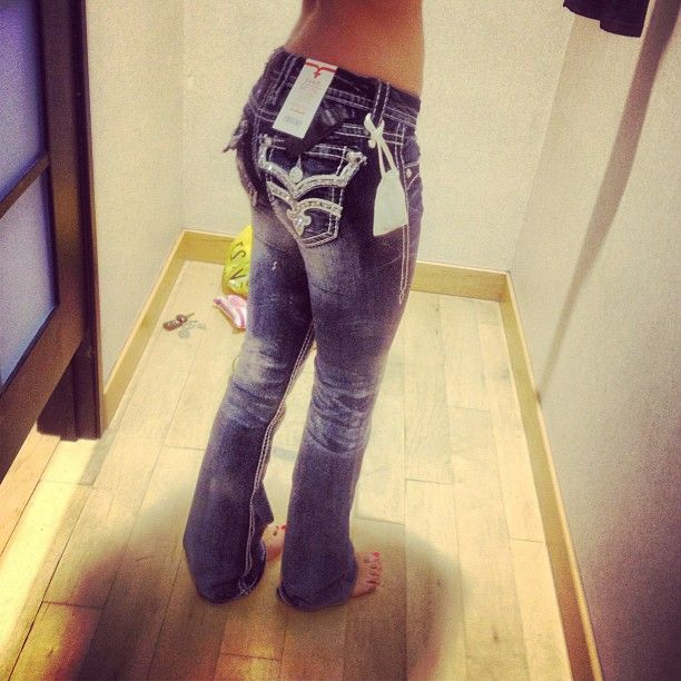 "Rock Revival Jeans....SO cute, but the inseams would never be long enough. 37"" is just not an option"