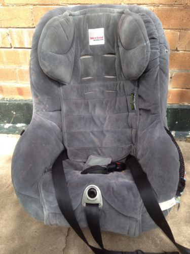 Baby Car Seat Safe n Sound Meridian converts from baby to toddler -Carlton Syd