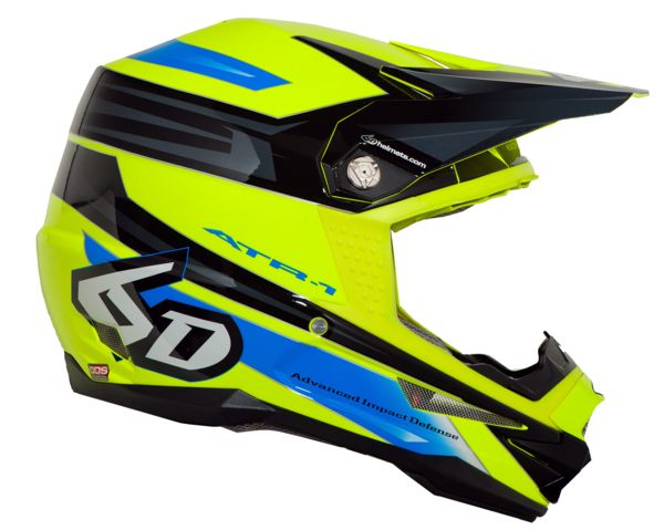 The 6D ATR-1Y is the only premium helmet designed specifically for youth riders and is the ideal choice for MX or BMX competition. Incorporating all of the amaz
