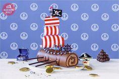Piratenschiff zum Kindergeburtstag