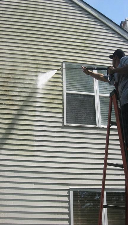 180 Degree Hot Water Power Washing, Power Wash, Soft Wash, Roof Cleaning,