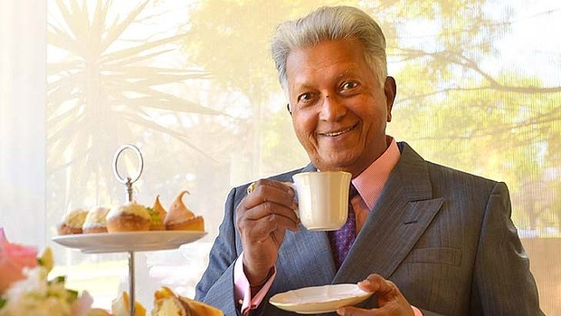 Merrill Fernando, Founder of Dilmah Tea talks about Afternoon Tea, and Tea in Australia.