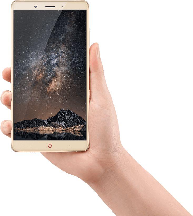 nubia Z11 Max - Redefinir el rendimiento - nubia Smartphone - Be Yourself