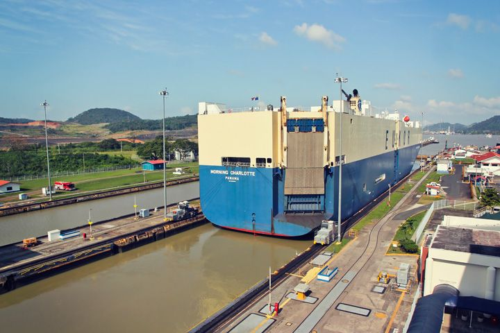 Top 8 Things to Do In Panama City    The Miraflores Locks, Panama City